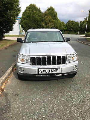 Jeep Grand Cherokee 4 x 4 3.0 CRD Diesel Limited Auto Fully Loaded