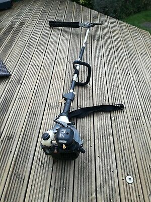 Titan TTL488GDO 25cc 2 in 1 Petrol Strimmer and Hedge Trimmer,