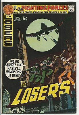 1971 DC Our Fighting Forces #130 VF