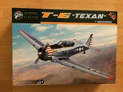 Kitty Hawk 1/32 T-6 Texan