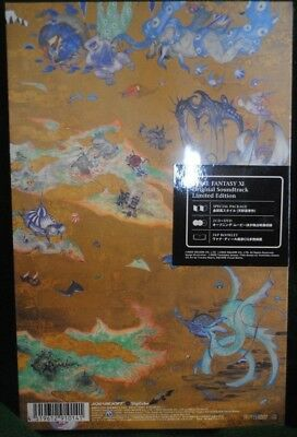 Final Fantasy Xi Limited Edition Original Sscx-10067-8