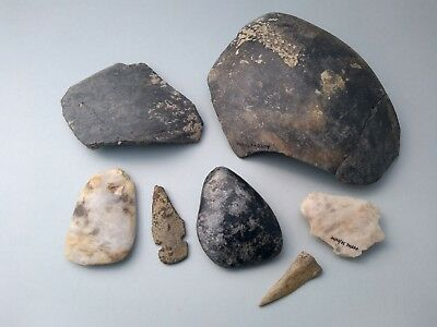 A Very Rare Group of Chalcolithic Prehistoric Items from Spain