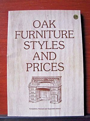 Oak Furniture Styles and Prices - 1975 PB - Illustrated