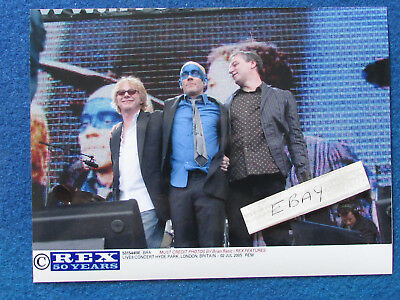 "Original Press Photo - 8""x6"" - R.E.M. - 2005 - B"