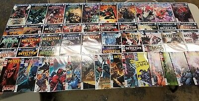 Batman Detective Comics #934-987 & Annual #1 - Complete Rebirth Run To-Date- DC