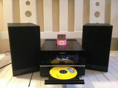 Sony CMT-BX70DBI Audio hifi System with built in ipod dock