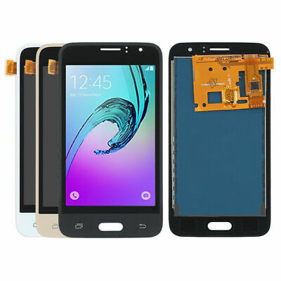 Lcd + Touch Screen Per Samsung Galaxy J1 2016 Sm-J120Fn J120F Display Rhn02