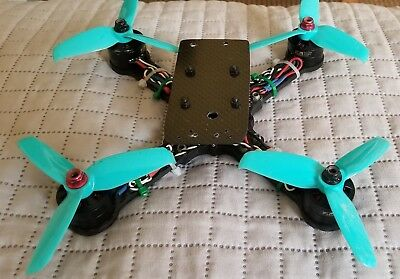 Fpv Racing Drone Freestyle Quadcopter Incomplete AS IS