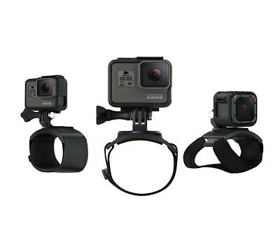 GoPro Strap Mount for Wrist, Hand, Arm, Leg and Objects for all GoPro Cameras