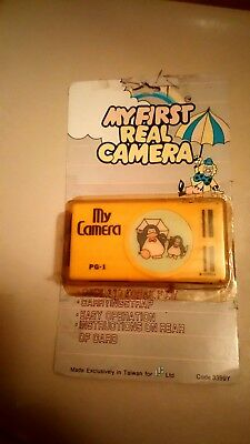 Collectable Vintage New Old Stock My First Real Camera