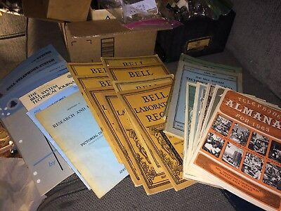 Bell Labs Vintage Publications