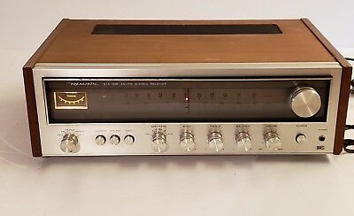 Vintage Realistic STA-52B AM/FM Stereo Receiver Vaneer and Silver w/ own Manual