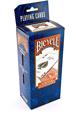 GENUINE 12 Decks Bicycle US Standard Playing Cards Free Post Superfast Shipping!