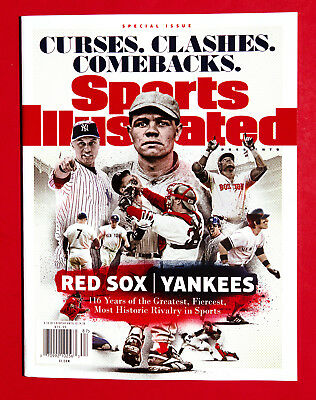 Curses Clashes Comebacks Red Sox Yankees Sports Illustrated Special Edition 2018