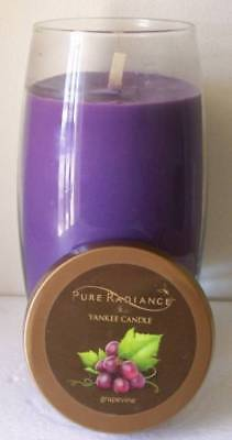 Yankee Candle Grapevine 22Oz Large Jar Pure Radiance Candle So Delicious!