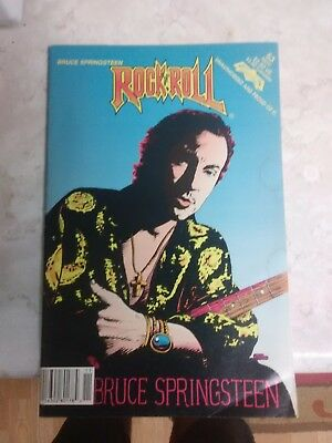 Rock 'n' Roll Bruce Springsteen #53 (Revolutionary Comics)