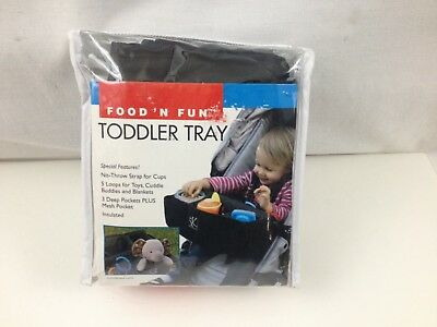 J. L. Childress Food 'N Fun Toddler Tray Stroller Attachment New