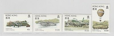 1984 Aviation In Hong Kong Stamps