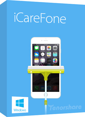 Tenorshare Icarefone 5.1.0 - 6 Monate Lizenz -Iphone Recovery/transfer Tool