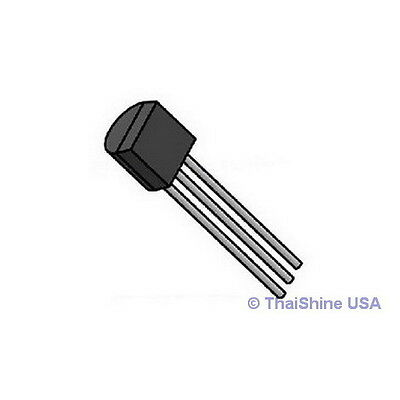 10 x LM35 LM35DZ CENTIGRADE TEMPERATURE SENSORS - USA Seller - Free Ship
