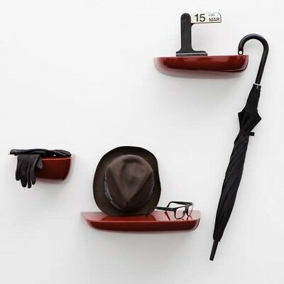 Vitra Corniches Shelf - Japanese Red - LARGE (Used 3 Weeks Only) RPP $250