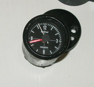 Genuine Bmw Clock For Bmw R80 R90 R100 K100 - Running But Needs Service