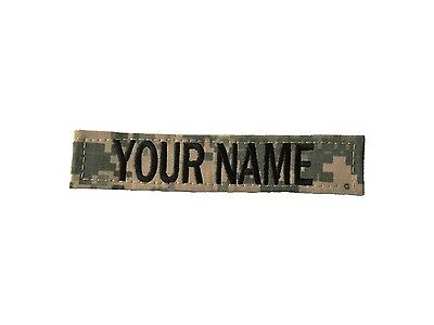 1 Piece ACU Custom Name Tape, US ARMY Tape - Military ~FREE SHIPPING~