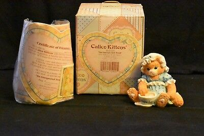 Calico Kittens -- An Unexpected Treat -- 112321