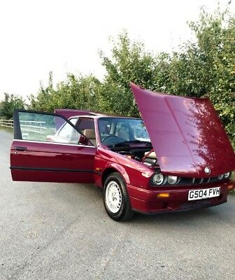 BMW E30 318i Coupe, *Very Clean*.