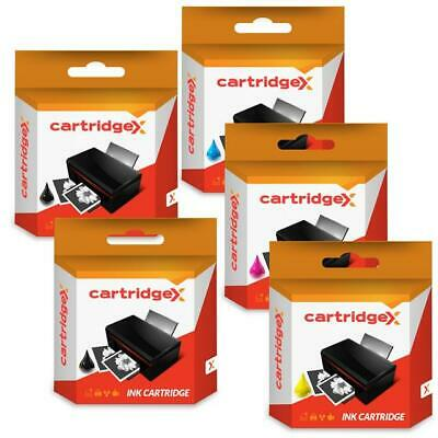5 Ink Cartridge NonOEM with Brother DCP-J125 DCP-J140W DCP-J315W DCP-J515W LC985
