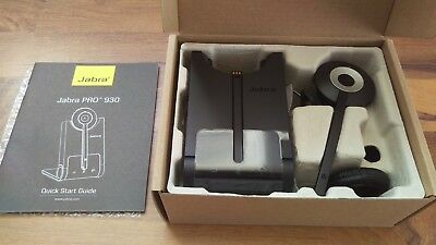 Jabra PRO 930 Headset Wireless