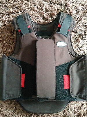 USG Reitweste Sicherheitsweste Body  Protector Level 3 Child XS,CS Kinder