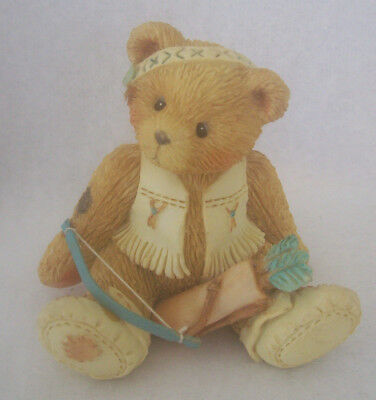 "Cherished Teddies Willie ""Bears Of A Feather Stay Together"" Figurine 1994"