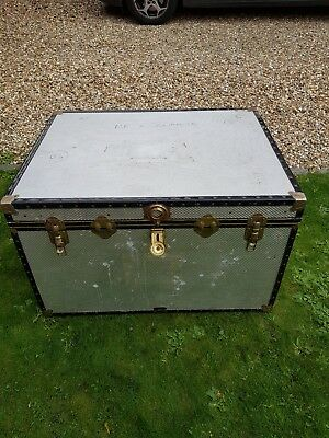 Aluminium Tea Chest