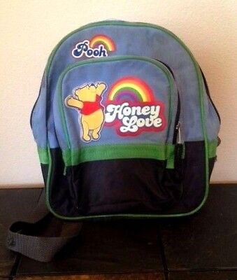 Winnie the Pooh Honey Love toddler kids Backpack disney unisex