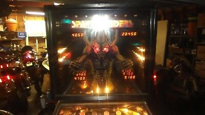 """""""space Invaders"""" (Wide Body) Pinball Machine By Ballys 4 Player Watch Video."""