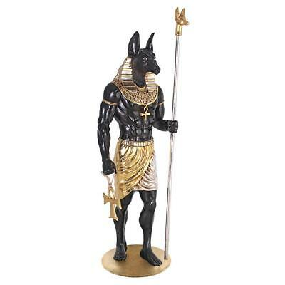 Ancient Egyptian God Anubis Life-Size Sculpture Statue replica reproduction