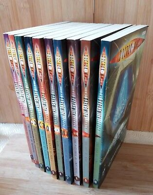 Doctor Who  The Darksmith Legacy 10 paperback book set