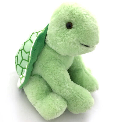 Aurora Large Plush Turtle Stuffed Animal Green Toy World 13 95