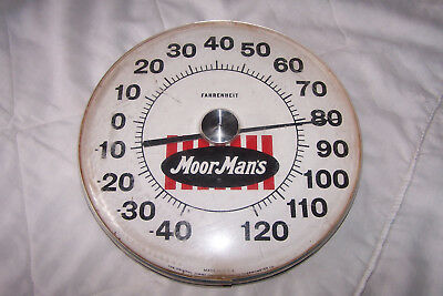 """MoorMans Feeds Thermometer Round 12"""""""