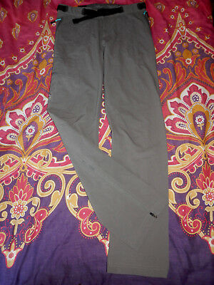 Karrimor Hot Rock Grey Walking Trousers!size 10.bnwt.
