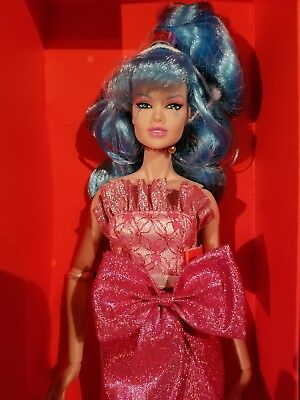 """Jem And The Holograms Integrity Toys Aja Leith """"Glitter N Gold"""""""