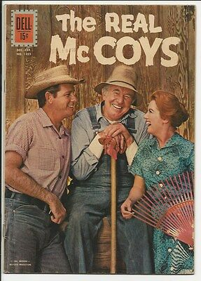 1962 Dell Four Color #1265 The Real McCoys Fine-