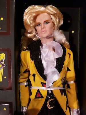 """Jem And The Holograms Integrity Toys Rory """"Riot"""" Llewelyn"""