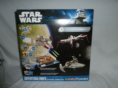 Revell easy kit pocket STAR WARS Adventskalender Neu und OVP 2011