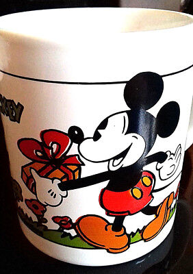 COLOROLL England Mickey and Minnie Becher Kinderbecher 250 ml Walt Disney