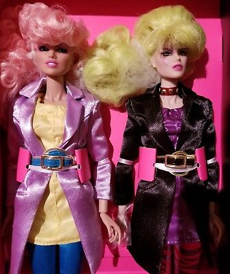 """Jem And The Holograms Integrity Toys Jem/ Pizzazz """"In Stitches"""""""