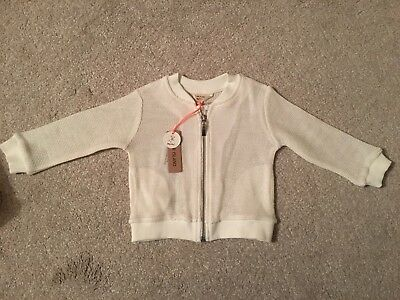 River island mini baby girls cardigan 9-12 months