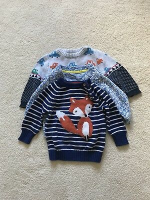 Boys Jumpers 6-9 Months. Joules M&S