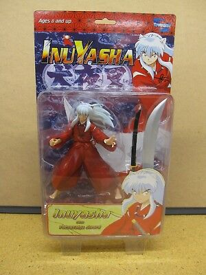 Inuyasha Figure - TOYNAMI Sealed & Unopened From Fresh Case